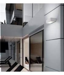 Aplique de exterior con diferentes medidas, acabados y fuentes de luz – Apolo – Pujol Iluminación