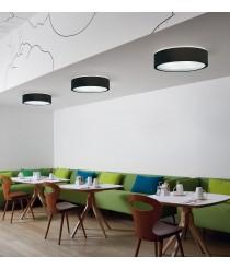 Aplique de techo LED dimable en 3 colores Ø 55 cm - Elea - Bover