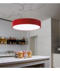 Lámpara colgante regulable sistema Dali en 2 colores Ø 85 cm - Elea - Bover