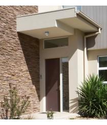 Aplique de pared de exterior de aluminio IP44 - Anibal - Dopo - Novolux