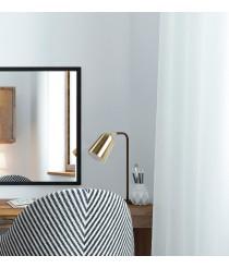 Lámpara de mesa de acero 50 cm - Astrid - Exo - Novolux