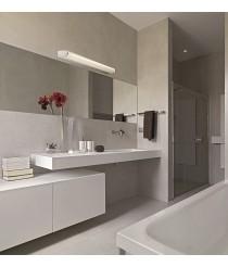 Lámpara para iluminar espejos del baño IP44 LED 3000K - Sheid - Exo - Novolux