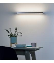 Aplique de pared LED regulable en varios acabados y tamaños – Iris – Pujol Iluminación
