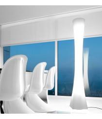 Lámpara de pie de salón LED con regulación RGB hasta 11 programas de color - Masai Interior - Pujol Iluminación