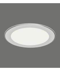 Aplique de techo LED de cristal y metal 3200K - Oslo - ACB Iluminación