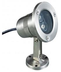 Moderno proyector de exterior sumergible IP68 LED 4000K - Sedna - Dopo - Novolux