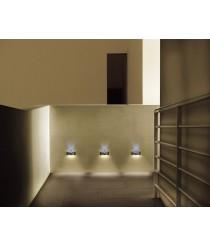 Lámpara empotrable de exterior IP 68 LED 3000K - Syna - Dopo - Novolux