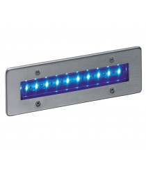 Empotrable de pared de exterior IP68 de acero inoxidable LED 3000K - Syna - Dopo - Novolux