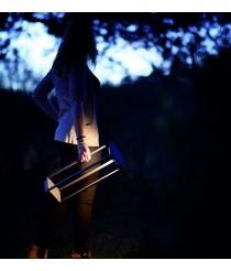 Lámpara solar ecológica LED para exterior 50 cm - Solei - Dopo - Novolux