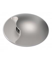 Moderno foco empotrable de aluminio anodizado IP67 LED 4000K - Arlet - Dopo - Novolux