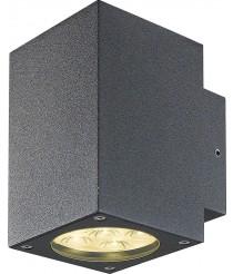 Aplique de exterior IP54 LED 3000K - Bindo Square - Dopo - Novolux