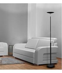Pie de salón LED en acero disponible en diferentes acabados – Lux – Pujol Iluminación