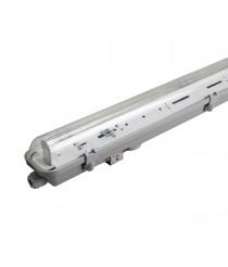 Pantalla estanca para tubo T8 IP65 diferentes medidas – ALG