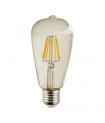 Pebetero ST64 LED de filamento decorativo 7W – ALG