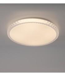 Plafón de techo LED 3000K-6000K regulable con control remoto – Naxos – Mantra