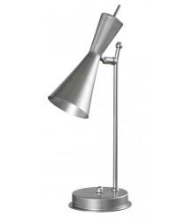 Lámpara de sobremesa acabado Plata – Trimo – Artesanía Joalpa