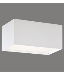 Aplique de techo de aluminio LED disponible en 2 medidas 3200K - Soho - ACB Iluminación