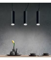 Colgante de techo LED en blanco o negro 3200K - Studio - ACB Iluminación