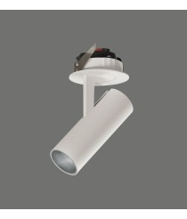 Foco de techo empotrable LED en 3 colores 3000K - Tuba - ACB Iluminación