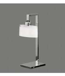 Lámpara de mesa de metal y cristal - Xola - ACB Iluminación