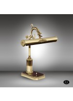 Classic table lamp for desk in 2 finishes - Sobremesas 031R - Riperlamp