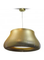 Peggy. Pendant Lamp Gold/Silver