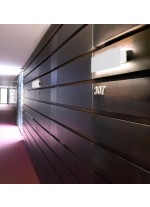 LED 30 Ø wall lamp available in several finishes - Suau Pujol Lighting
