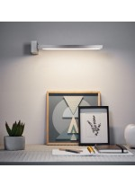 LED wall light with an adjustable shade in two colours - Clau - Pujol Iluminación