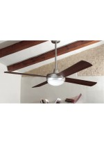 Noiseless fan with reversible blades and remote control winter / summer mode - Loft - Massmi