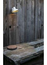 Wall lamp industrial style available in three colors - Bronx – Faro