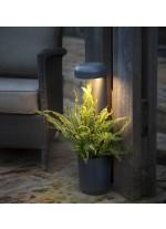 Dark grey LED beacon available in two sizes - Grow – Faro