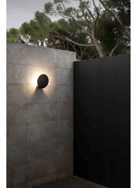 Wall lamp with inspiration in the Lotus flower available in two colors - Lotus – Faro