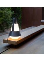 Original portable lamp available in three colors - Cat - Faro