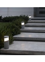 Grey cement beacon available in two sizes - Block – Faro
