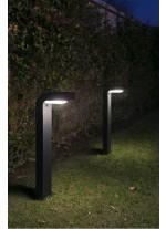Dark grey beacon 66cm - Klamp - Faro