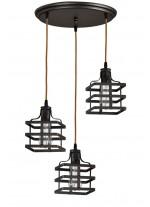 Canel ceiling lamp 3L