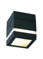 IP44 aluminum outdoor wall light - Anibal - Dopo - Novolux