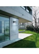 IP54 anthracite outdoor wall light - Ciclon - Dopo - Novolux