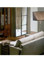 Tripod floor lamp made of PVC and fiberglass 147 cm – Kenya – IDP Lampshades