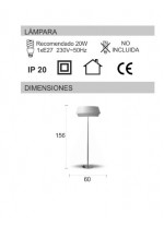 Lisbeth. Floor Lamp