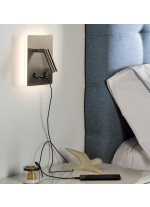 LED metal wall light without wire – Manat – ACB Iluminación