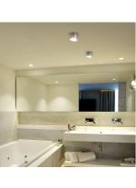 IP44 LED ceiling light in three finishes - Mini Plafón - Pujol Iluminación