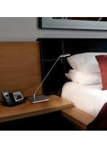 Lámpara de mesa moderna LED articulable 3000K - Del - Pujol Iluminación