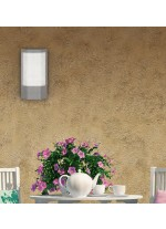 Outdoor aluminium and acrylic wall light IP 54 - Saudo - ACB Iluminación