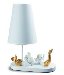 Porcelain Table Lamp – Mermaids – Lladró