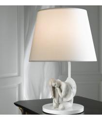 Porcelain Table Lamp – Wonderful Angel – Lladró
