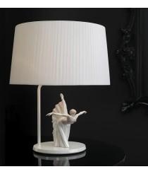 Porcelain Table Lamp – Giselle Arabesque – Lladró