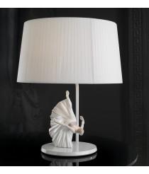Porcelain Table Lamp – Giselle Reverence – Lladró