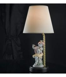 Porcelain Table Lamp – Lord Krishna – Lladró