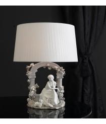 Porcelain Table Lamp – Tranquility – Lladró